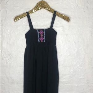 Black Maxi Dress (Girls)